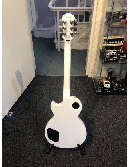 Epiphone Les Paul Studio Electric Guitar - Alpine White - Re-Sale (Great Condition)