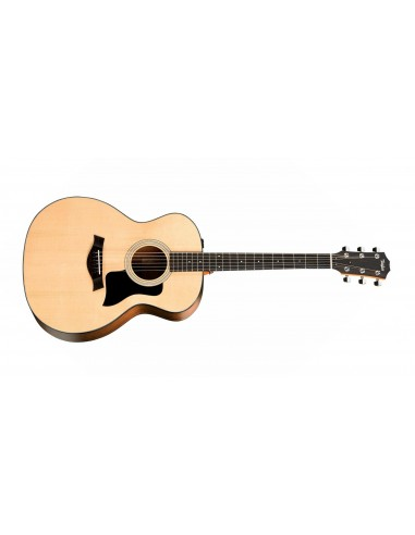 Taylor 114E ES:2 Grand Auditorium Walnut Electro Acoustic Guitar (2017 Spec)