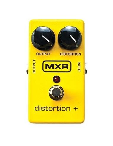 MXR by Dunlop Distortion Plus Distortion Guitar Effects Pedal