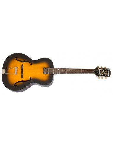 Epiphone Masterbilt Olympic Archtop Electro-Acoustic Guitar - Violin Burst