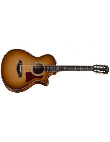 Taylor 712CE-12 Fret ES:2 'Cedar on Koa' Grand Concert Electro Acoustic Guitar - Fall Ltd Edition