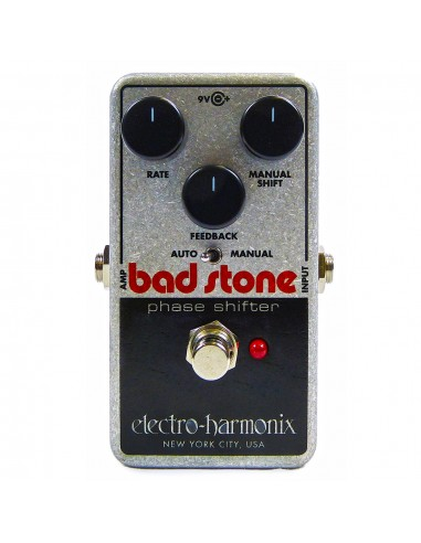 Electro Harmonix Bad Stone Phase Shifter Guitar Effects Pedal