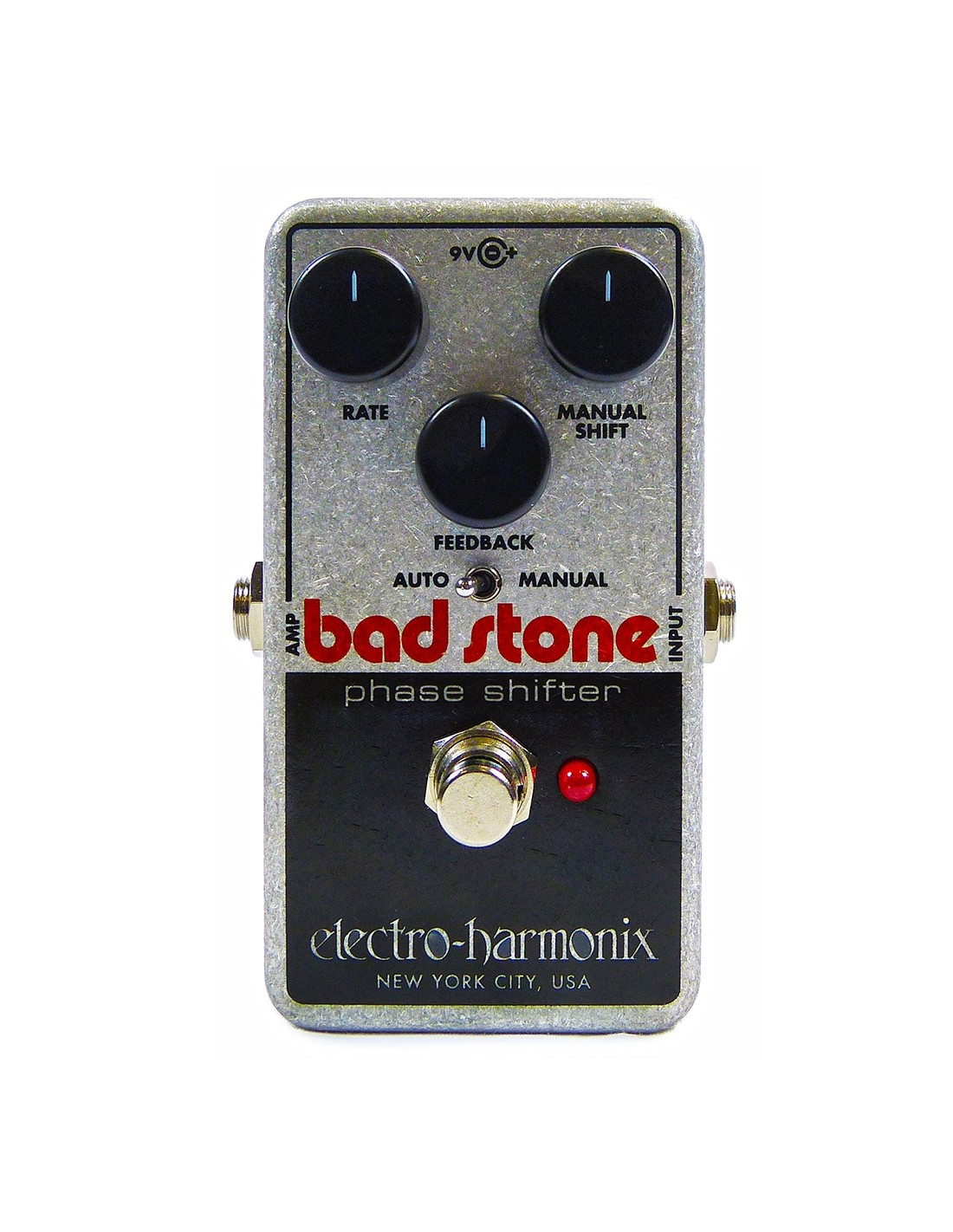 electro harmonix bad stone phase shifter guitar effects pedal. Black Bedroom Furniture Sets. Home Design Ideas