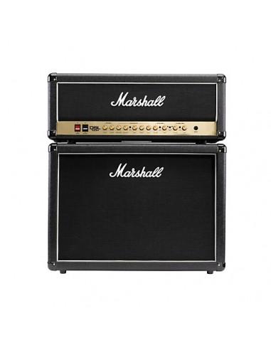 Marshall DSL-100H 100-Watt Valve Head + Marshall MX412 240-Watt Speaker Cabinet Bundle