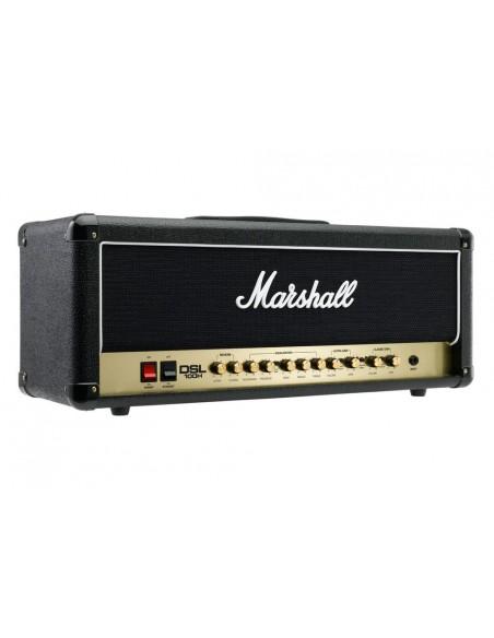 Marshall DSL100H 100-Watt Valve Head Electric Guitar Amplifier