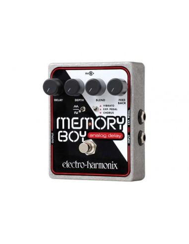 Electro Harmonix Memory Boy Analog Delay Guitar Effects Pedal