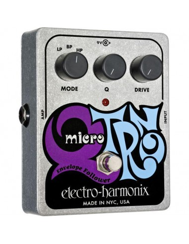 Electro Harmonix Micro Q-Tron Envelope Filter Guitar Effects Pedal