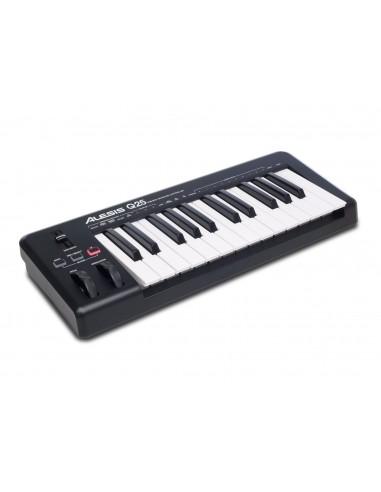 Alesis Q25 25-Key MIDI Controller Keyboard