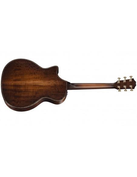 Taylor K14CE Builder's Edition Grand Auditorium Electro Acoustic Guitar