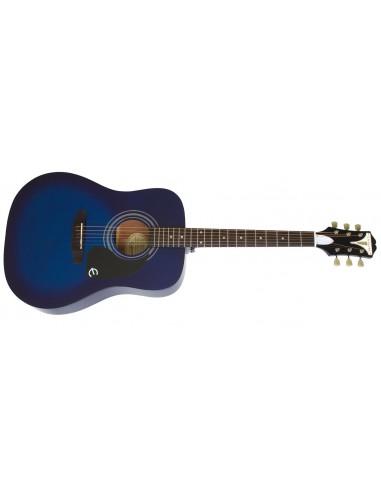 Epiphone PRO-1 Short-Scale Dreadnought Acoustic Guitar - Blue