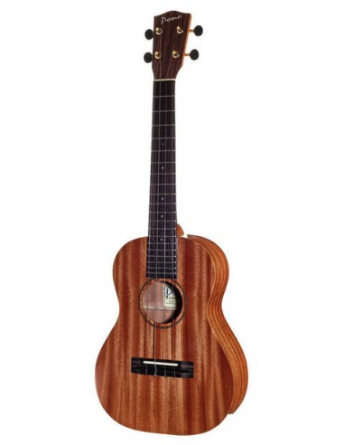 Pono by Ko'olau Mahogany Deluxe All-Solid Tenor Ukulele