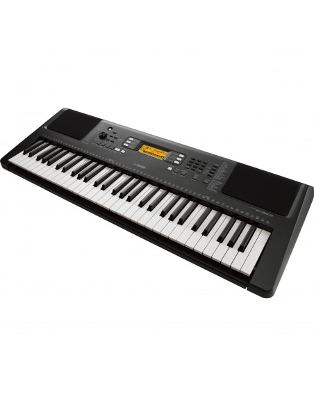 yamaha psr e363 touch sensitive electronic keyboard. Black Bedroom Furniture Sets. Home Design Ideas