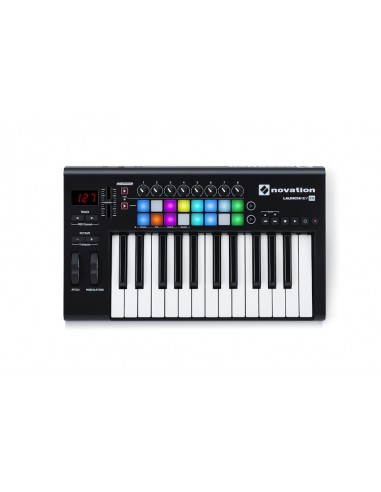 Novation Launchkey 25 Mark II 25-Key MIDI Controller Keyboard