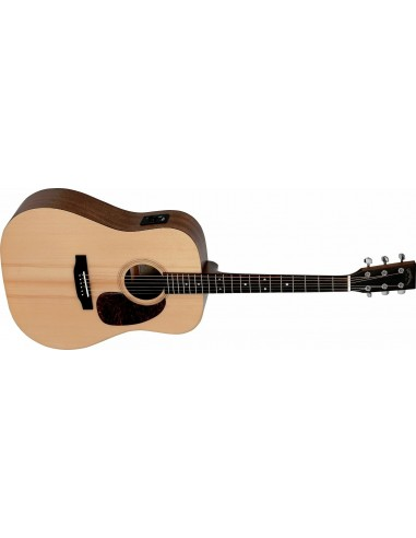 Sigma DME+ Solid-Top Electro Acoustic Guitar