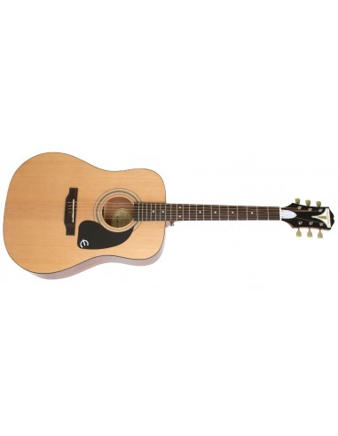 Epiphone PRO-1 Short-Scale Dreadnought Acoustic Guitar - Natural