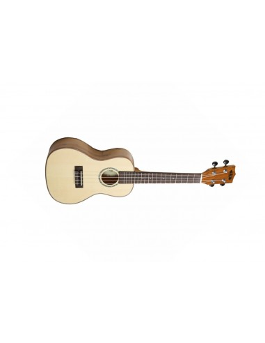 Kala KA-FMCG Spalted Flamed Maple Concert Ukulele