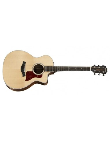 taylor 214ce cf dlx es 2 deluxe copafera grand auditorium electro acoustic guitar. Black Bedroom Furniture Sets. Home Design Ideas
