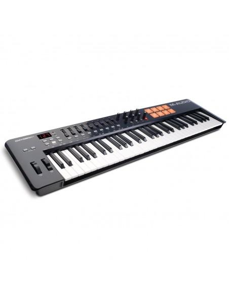 M-Audio Oxygen 61 Mk IV MIDI Controller Keyboard