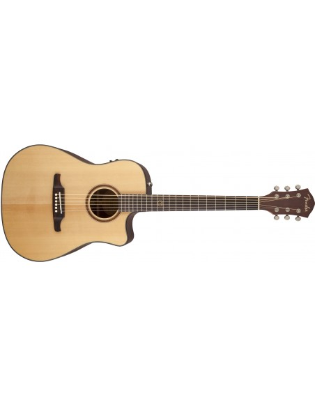 Fender F-1000CE Walnut Dreadnought Electro-Acoustic Guitar