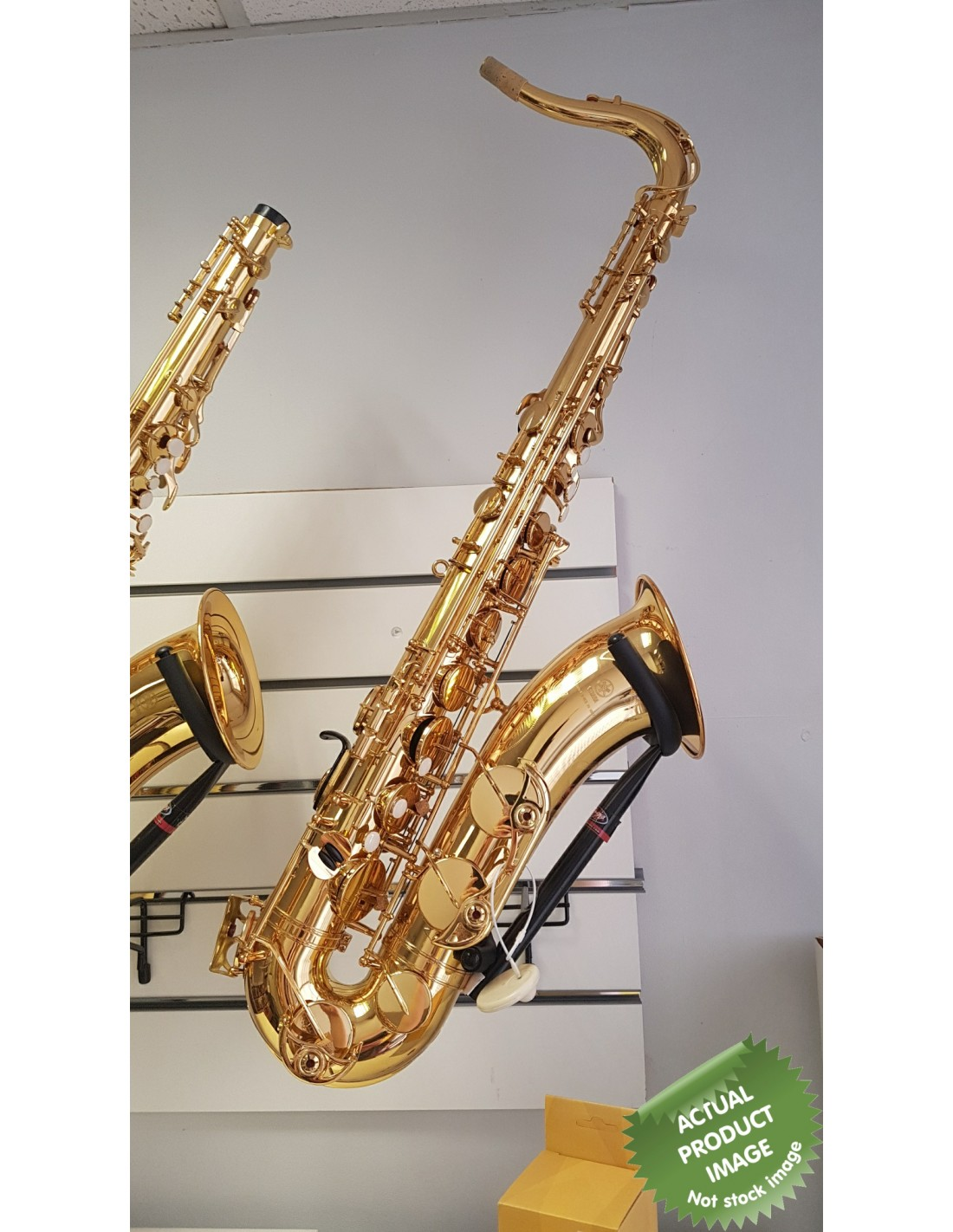 yamaha yts 62 tenor saxophone outfit re sale great. Black Bedroom Furniture Sets. Home Design Ideas