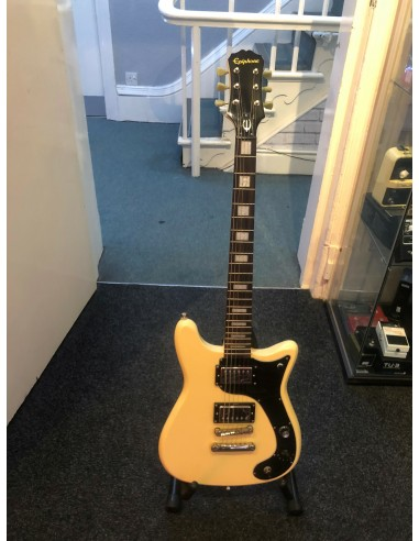 """Epiphone """"Frank Iero"""" Signature """"Phant-O-Matic"""" Wilshire Electric Guitar - Re-Sale (Great Condition)"""