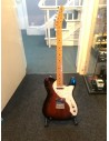 Fender Classic Series '69 Telecaster Thinline Electric Guitar - 2-Color Sunburst - PRE-LOVED: (Good Condition)