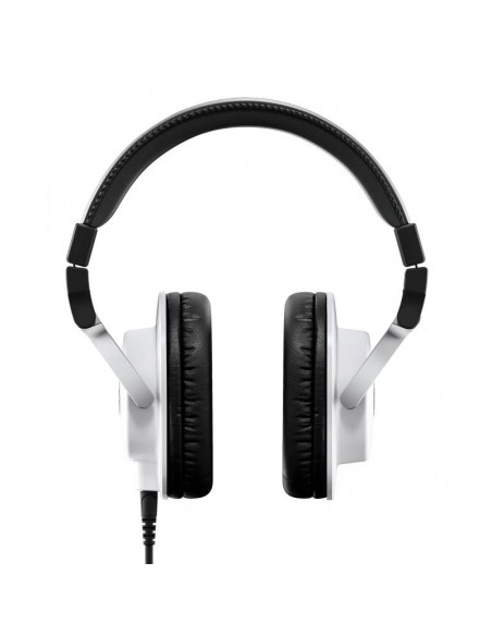 Yamaha HPH-MT5 Professional Studio Headphones - White