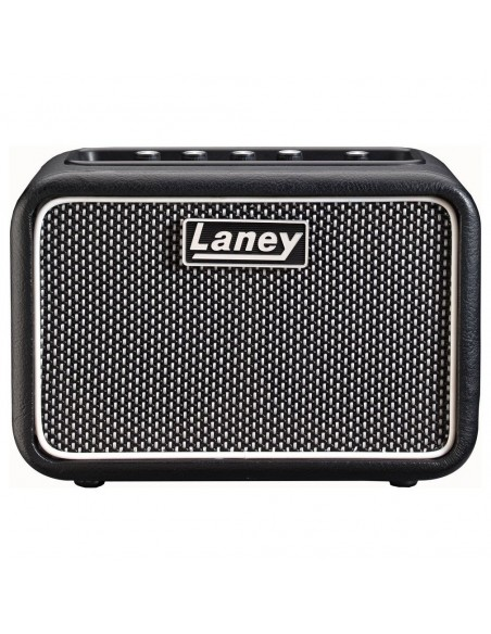 Laney Mini-ST Portable Stereo Guitar Amplifier - Supergroup