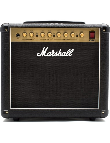 Marshall DSL-5CR 5-Watt Valve Combo Electric Guitar Amplifier