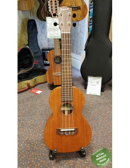 Pono by Ko'olau MC Mahogany Standard All-Solid Concert Ukulele - Re-Sale (Good Condition)