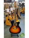 Takamine GJ72CE-12 12-String Jumbo Electro Acousic Guitar - PRE-LOVED: (Great Condition)
