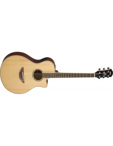 Yamaha APX-600 Thinline Electro Acoustic Guitar- Natural