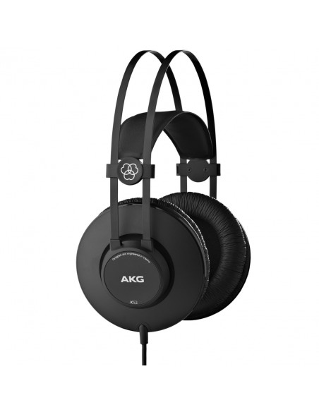 AKG K52 Closed Back  Studio Stereo Headphones
