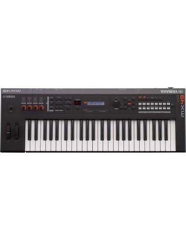 Yamaha MX49II Workstation Synth Keyboard