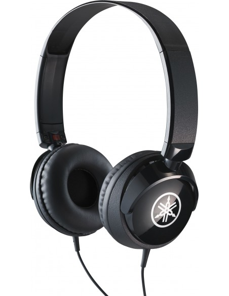 Yamaha HPH-50 Compact Headphones - Black