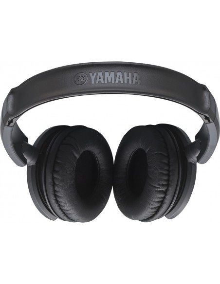 Yamaha HPH-100 Compact Headphones - Black