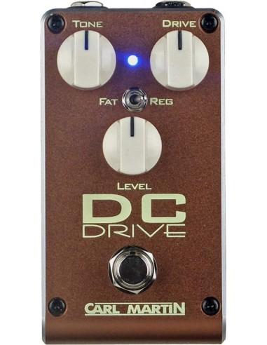 Carl Martin CM-0207 DC Drive Guitar Effects Pedal