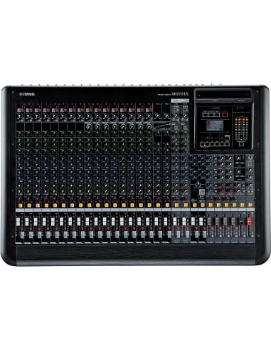 Yamaha MGP24X 24-Channel Premium Mixing Console