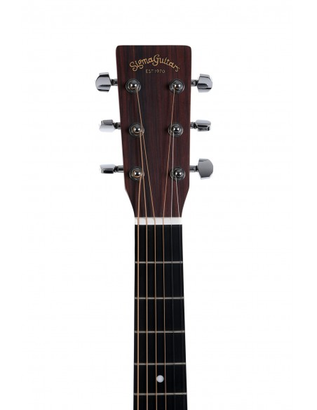 Sigma OMRC-1STE-SB+ Solid-Top Electro Acoustic Guitar