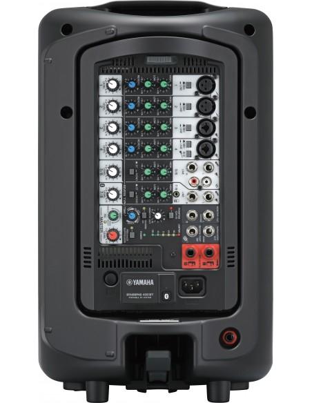 Yamaha Stagepas 400BT 400-Watt Portable PA System