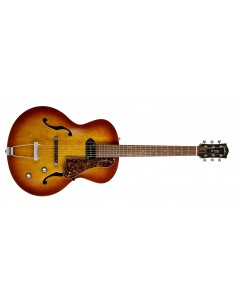 5fd745da6e455c Godin 5th Avenue Kingpin P90 Semi-Acoustic Guitar - Cognac Burst