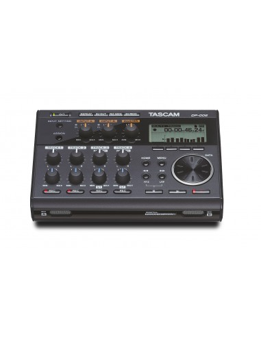 Tascam DP-006 Portable Multitrack Recorder