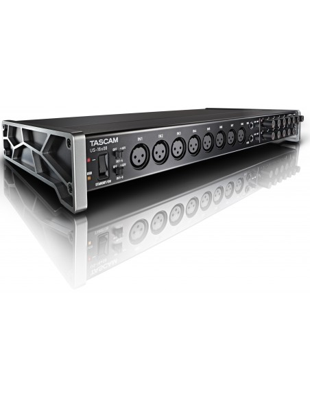 Tascam US16x08 USB and iOS Audio Interface