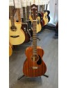 Guild M120E All-Mahogany Parlour Sized Electro Acoustic Guitar - Re-Sale (Good Condition)