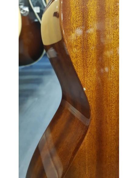Guild M120E All-Mahogany Parlour Sized Electro Acoustic Guitar - Re-Sale (Good Condition)