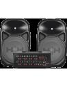 "HH Electronics System2 S2-212 600w 2x 12"" Bluetooth/USB PA System"