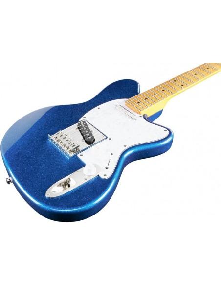 Ibanez TM302PM Electric Guitar - Blue Sparkle
