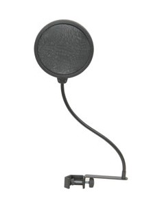 Citronic Dual Layer Microphone Pop Screen