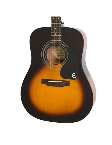 Epiphone PRO-1 Short-Scale Dreadnought Acoustic Guitar - Vintage Sunburst