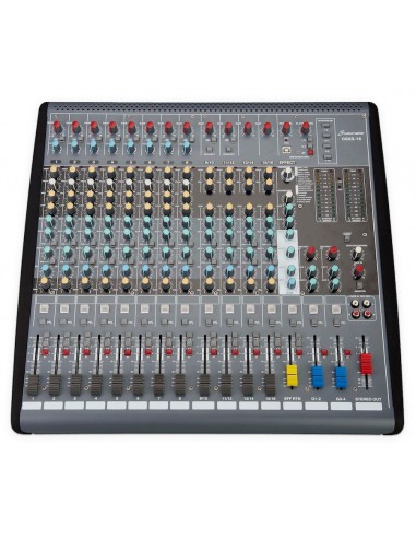 Studiomaster C6XS-16 16-Channel Mixer w/effects